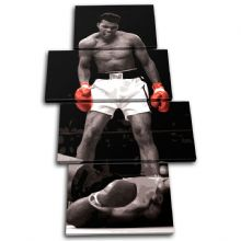 Boxing Muhammad Ali Liston Sports - 13-1960(00B)-MP04-PO